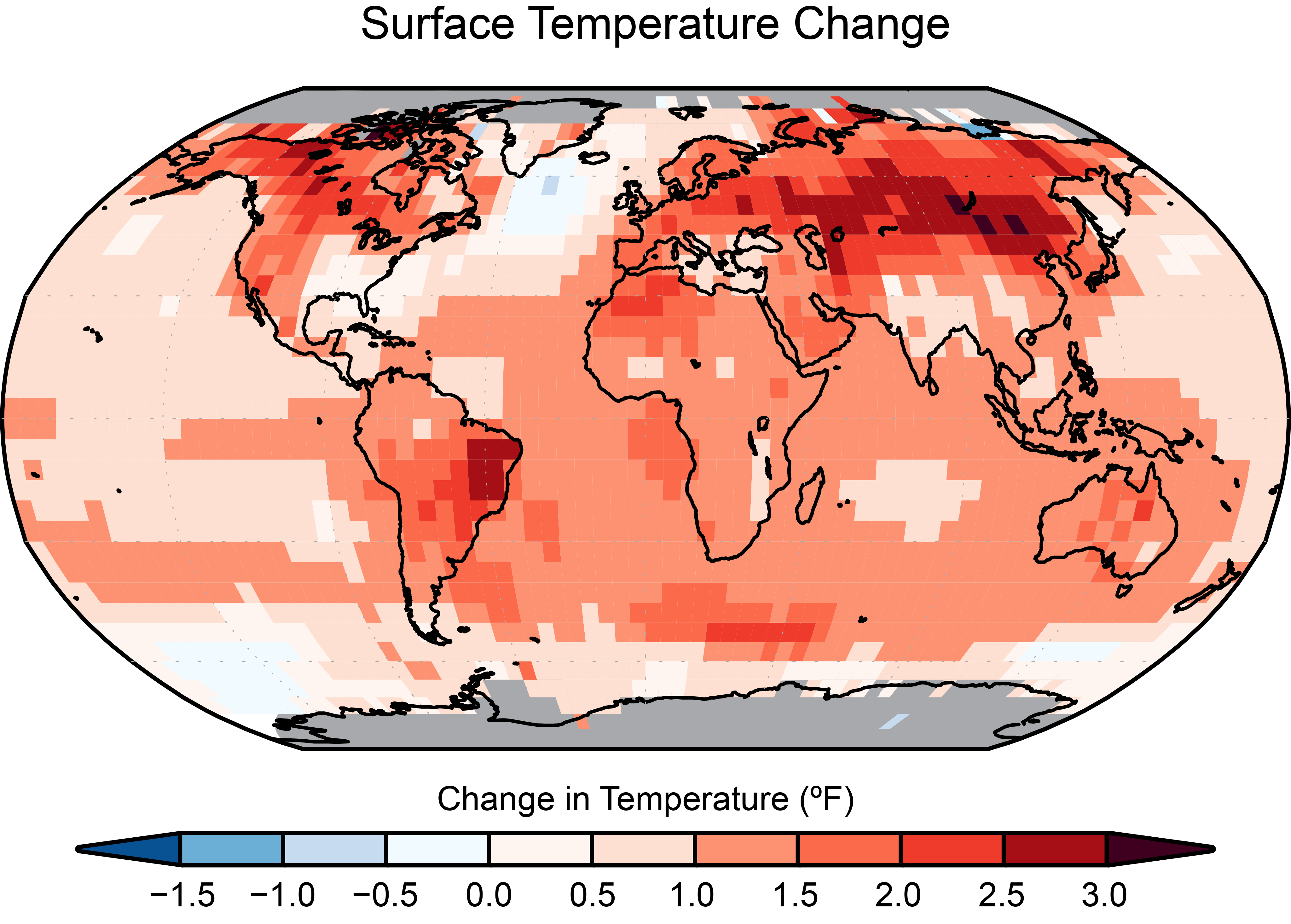 Our Globally Changing Climate - Climate Science Special Report